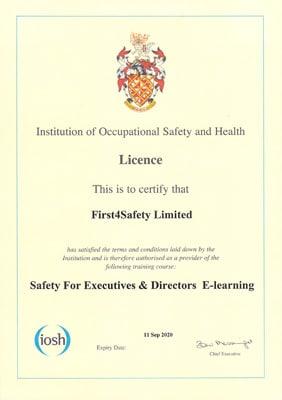 SED - Licence2019